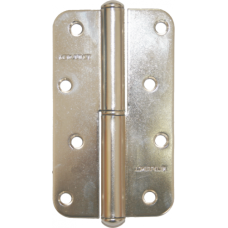 Петля накладная Металлист ПН1-110 (50) ( цинк) правая