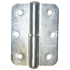 Петля накладная Металлист ПН1-85 (100) ( цинк) правая