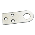 Металлист Пробой-ушко 30*70  цинк (200)