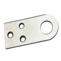 Металлист Пробой-ушко 40*90  цинк (150)