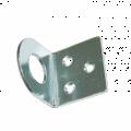 Металлист Пробой-ушко 40*90 (гнутое)  цинк (100)